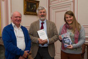 uitreiking van de Prijs voor het Religieuze en Spirituele Boek 2016,Leuven